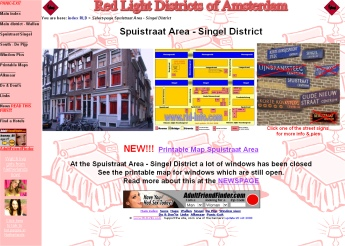 RLD-info. Information website about the red light districts of Amsterdam